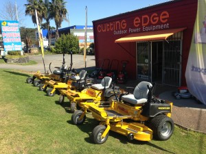Cutting Edge Outdoor Power Equipment