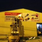 Cutting Edge Outdoor Power Equipment Sign