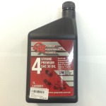 4 stroke oil black