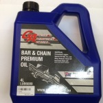 4L bar and chain oil
